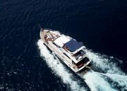 Trapani: Ganztägige Favignana und Levanzo mit der Yacht