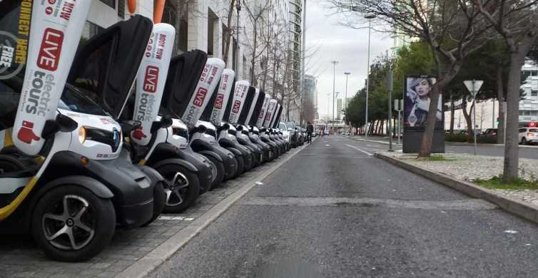 Lisbon: Group Twizy Tour with a Local Guide
