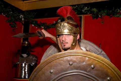Rome: Become-a-Gladiator Photo Shoot