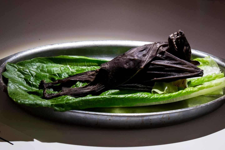 Malmö: Ekelhafte Eintrittskarte für das Lebensmittelmuseum