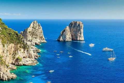 From Amalfi: Discover Sorrento Coast and Capri