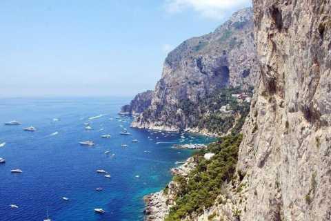 Naples: Capri Island by Hydrofoil