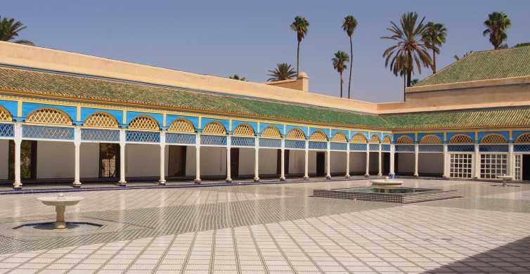 Marrakech: Bahia Palace Private Skip-the-Line Tour