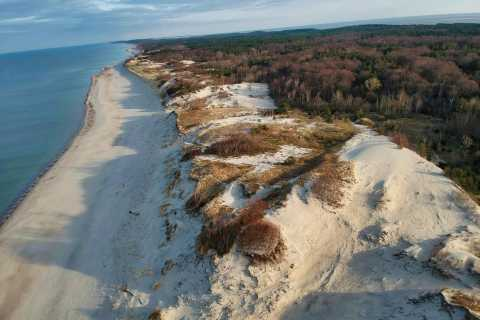 Kaliningrad: Curonian Spit and Svetlogorsk Tour with Lunch