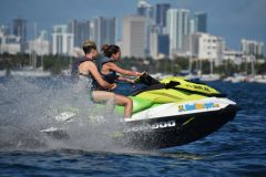 A Melhor Volta de Jet Ski de Miami