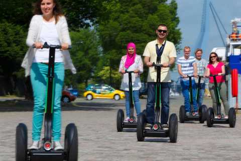 Rotterdam: 75-Minute Segway Tour