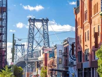 Ab Manhattan: Bronx, Queens und Brooklyn – Halbtagestour