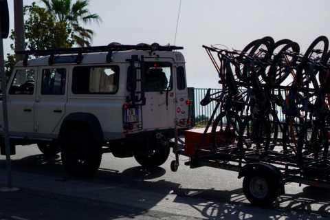 Taormina: Etna Downhill Biking