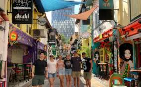 Singapore: 4-Hour City Bike and Bite Tour