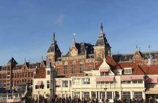 Amsterdam: Architektur-Radtour