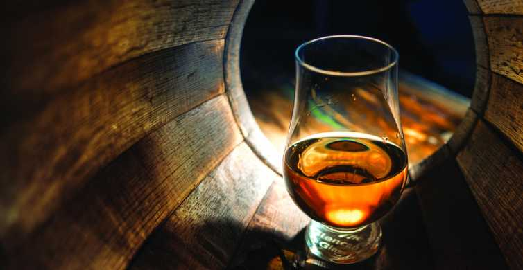 Van Glasgow: Loch Lomond en Whiskey Full-Day Tour