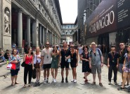 Florenz: Halbprivate Tour durch die Uffizien