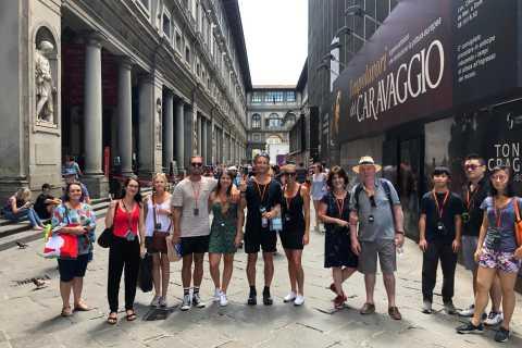 Florence: Semi-Private Uffizi Gallery Tour