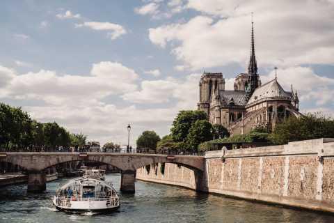Île de la Cité, Seine Cruise & Skip-the-Line Sainte Chapelle