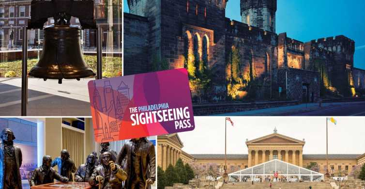 Philadelphia: Sightseeing Day Pass for 35+ Attractions