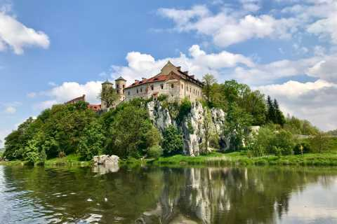 From Krakow: Scenic Boat Trip to Tyniec Village