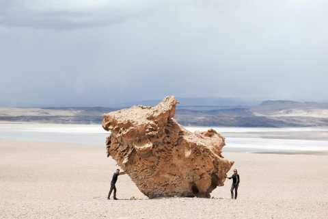 From San Pedro de Atacama: Salar de Tara Highlands Day-Trip