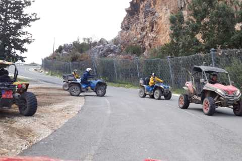 3-Hour Village and Mountain ATV Safari in Paphos