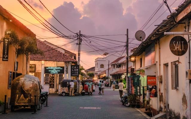 Van Colombo: Virgin White Tea en Galle City Tour