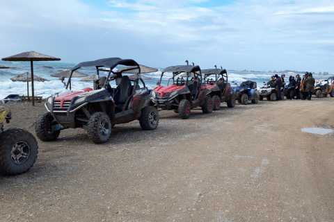 Seaside and off Road Quad/UTV Safari in Paphos