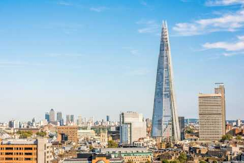The Shard mit Aussicht: Ticket und optionaler Champagner
