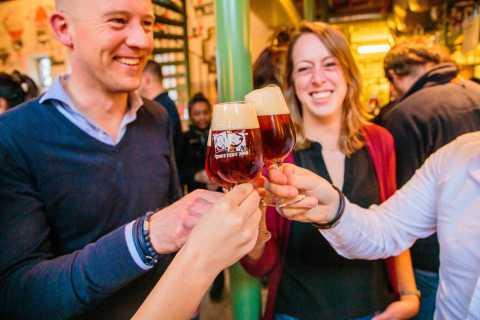 Amsterdam: Craft Beer-Führung per Bus mit Verkostungen