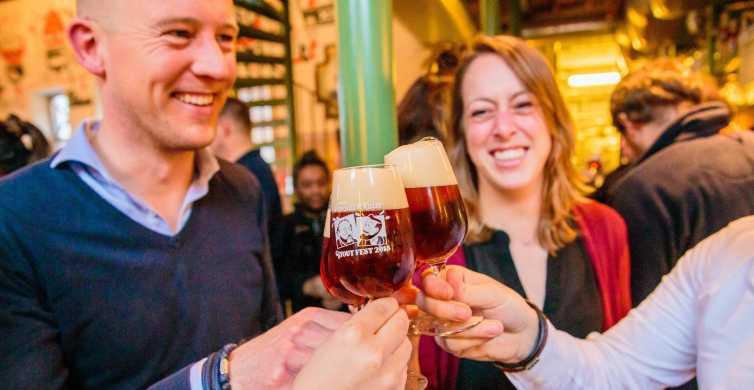 Ámsterdam: tour guiado en autobús de la cervecería artesanal con degustaciones
