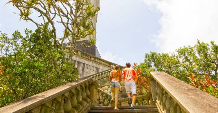 Maravillas de Río: Cristo, escalera de Selarón y Tijuca