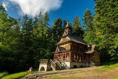 Krakow: Tatra Mountains and Zakopane Full-Day Private Tour