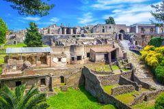 Pompeia: Excursão Particular com Guia Sem Fila
