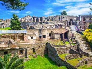 Pompeji ohne Anstehen: 2 Std. geführte Privattour