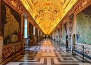 Ohne Anstehen: Vatikanische Museen & Sixtinische Kapelle