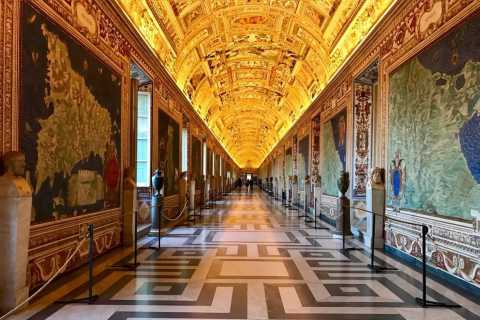 Skip the Line: Vatican Museums & Sistine Chapel Private Tour