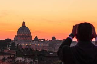 Rom: Kleingruppen-Vatikan-Tour am Freitagabend