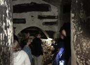 Rom: VIP-Katakomben-Nachttour mit Kapuzinerkrypta