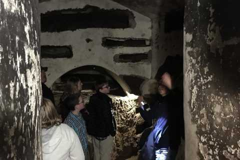Rome: VIP Catacombs Night Tour with Capuchin Crypts