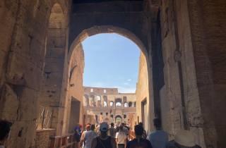 Rom: Führung durch das Kolosseum, die Arena und das Forum Romanum