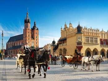 Tagestour ab Warschau: Krakau - Kulturhauptstadt Polens