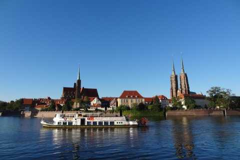 Odra River Cruise: Wroclaw Old Town, Ostrow Tumski Island
