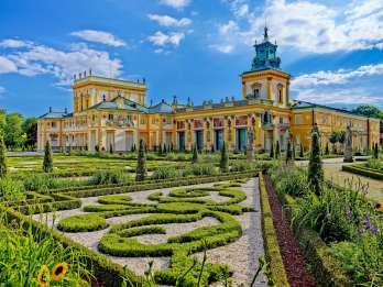 Warschau: Tour durch den Wilanów-Palast und seine Gärten