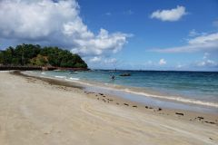 De Salvador: Viagem de Catamarã à Ilha dos Frades