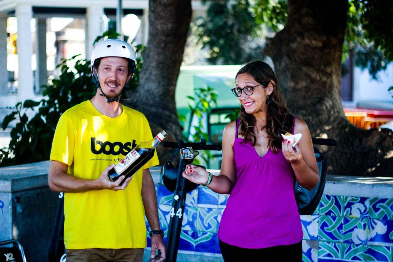 Lissabon: 2,5-stündige Schlemmer-Tour mit dem Segway