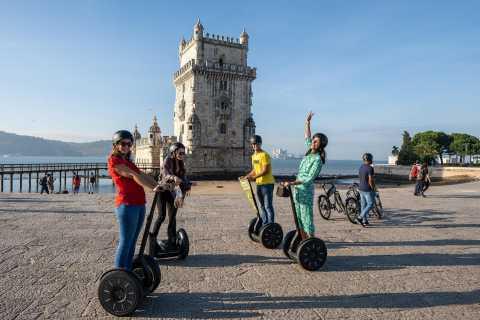 Lisbonne: visite en Segway du quartier de Belém de 3h