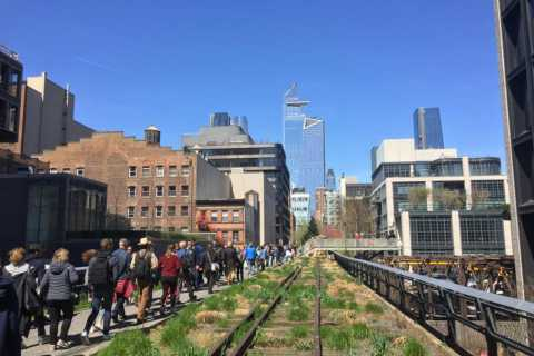New York City: High Line and Hudson Yards Walking Tour