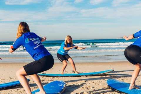 Lennox Head: 2-stündiger Surfkurs für Anfänger