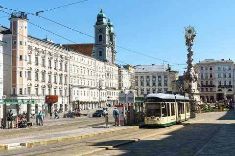 Linz: gita giornaliera privata a Cesky Krumlov