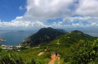 Aus Hong Kong City: Die Drachenrückenwanderung