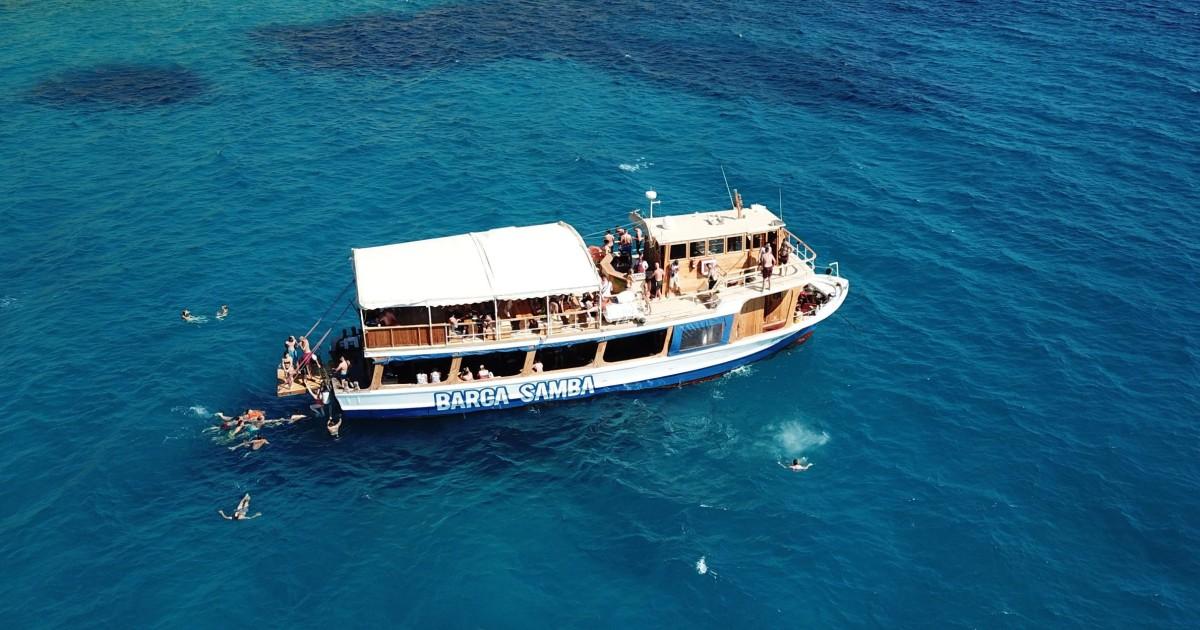 Palma de Mallorca: All-Inclusive Daytime Boat Party