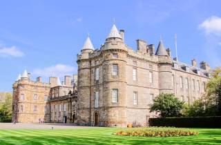 Edinburgh: Eintrittskarte zum Palace of Holyroodhouse