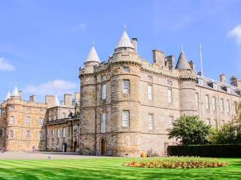 Edinburgh: Eintrittskarte zum Palace of Holyroodhouse